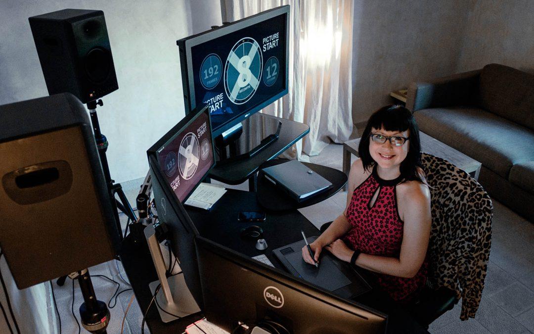 Film Editor in Focus: Cheryl Potter