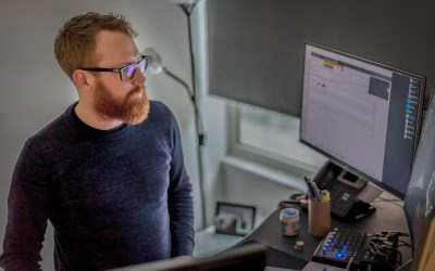 Career in Focus: Rising Editor Ben Mills