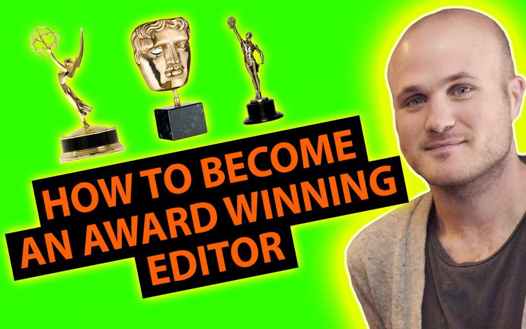 How To Become An Award Winning Editor – Simon Smith, HBO's Chernobyl