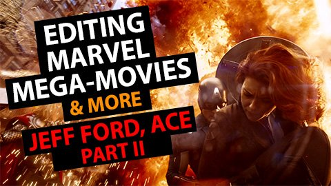 THE AVENGERS & CAPTAIN AMERICA Editor Jeffrey Ford, ACE (Part II)