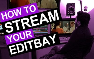 How To Stream Your Editbay – Remote Editing with PacPost Live